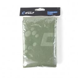 Prosop Cult Green Microfibre Towel
