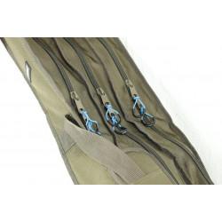 Husa de protectie pentru 3 lansete Cult Green Compact Rod Sleeve