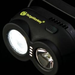 Lanterna Frontala Ridgemonkey VRH150 USB Rechargeable Headtorch
