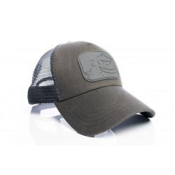 Sapca Ridgemonkey APEarel Dropback Pastel Trucker Cap Grey