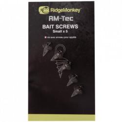 Surub cu anou Ridgemonkey RM-Tec Hook Ring Bait Screws